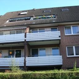 Helle 3-Zimmer-Whg mit Einbauküche, Balkon und Tiefgarage